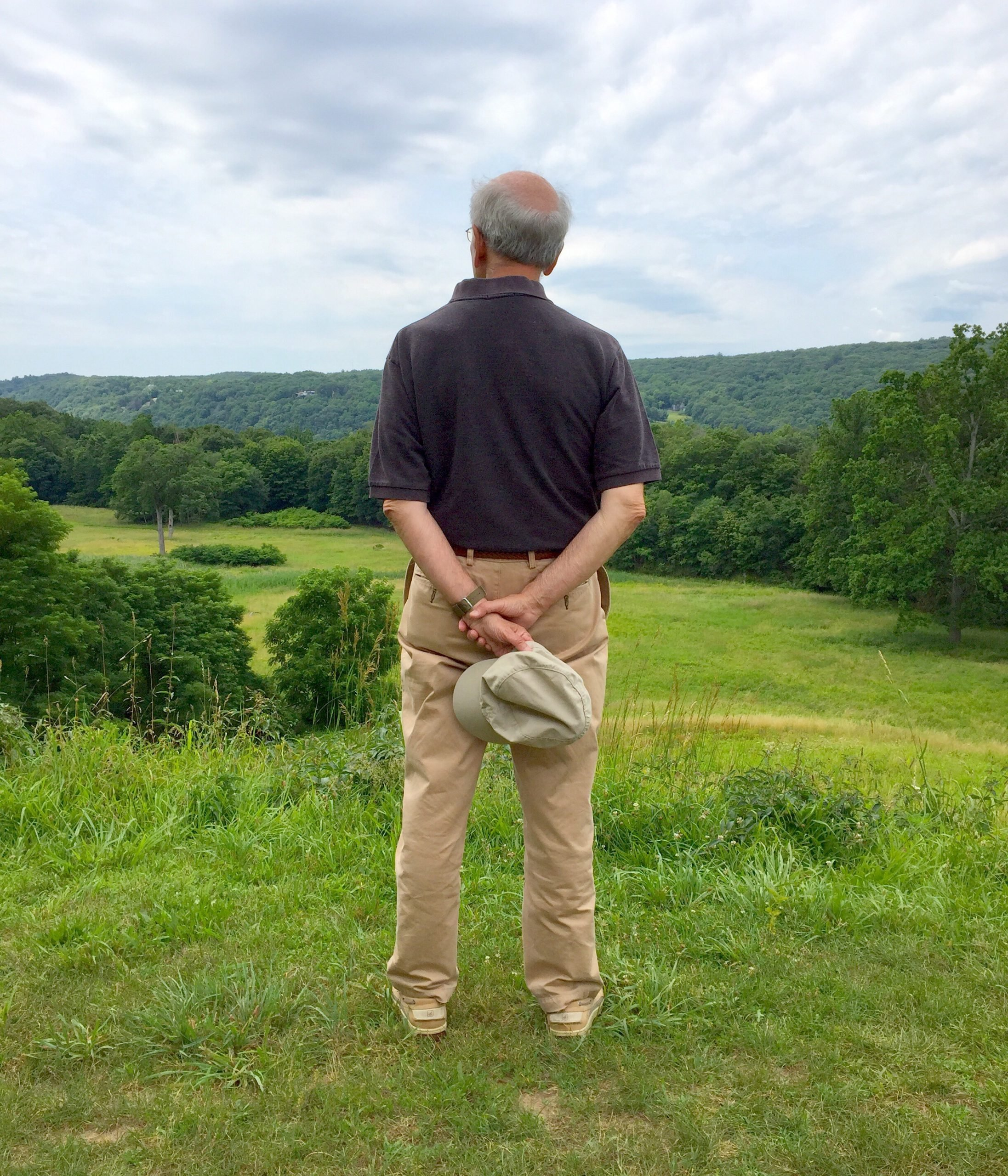 Rushing the Land Survey